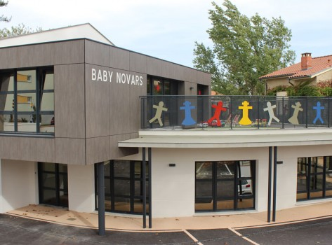 "Crèche associative ""Baby Novars"" à Toulouse"